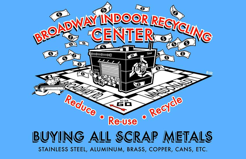 Broadway Indoor Recycling Center